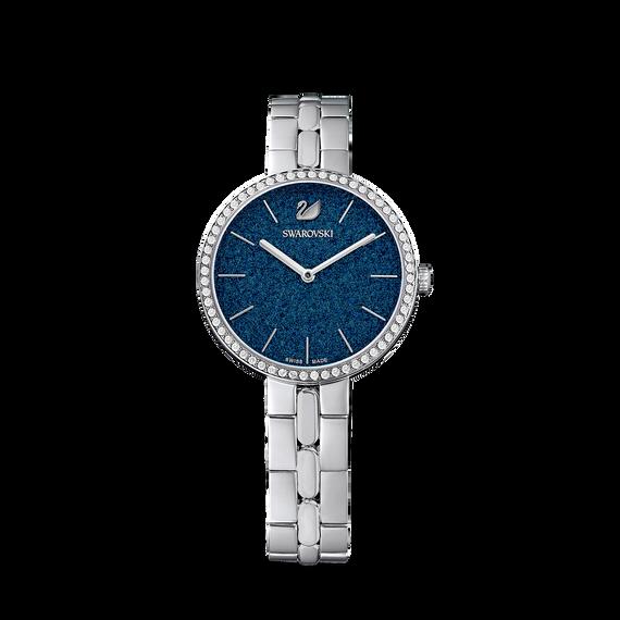 ساعة Cosmopolitan، سوار معدني، أزرق، ستانليس ستيل