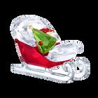 عربة جليد سانتا