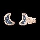 أقراط الأذن المثقوبة Symbolic Jackets من سواروفسكي  ، متعددة الألوان ، مع المعادن المختلطة