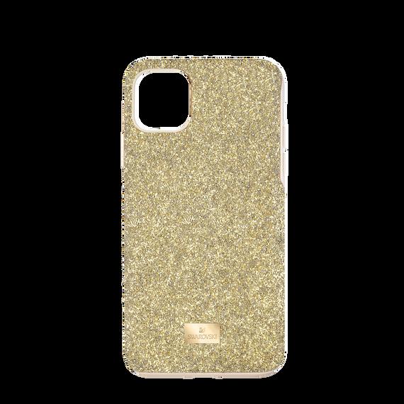 حافظة High للهاتف الذكي، iPhone® 12/12، لون ذهبي
