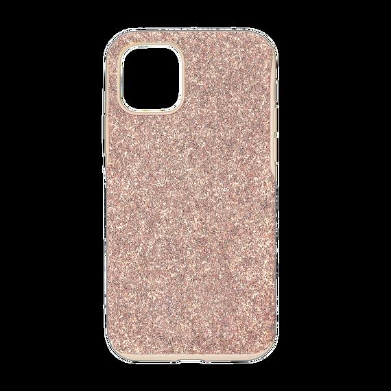 حافظة High للهاتف الذكي بحواف مضادة للصدمات، iPhone® 12 Pro Max، لون وردي