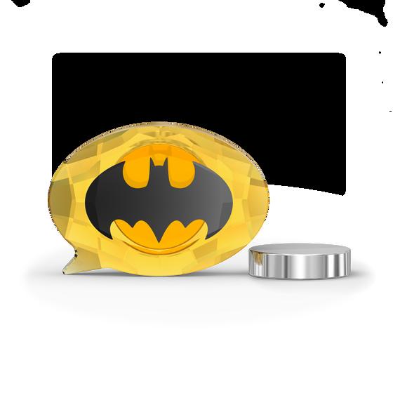 مغناطيس بشعار باتمان من دي سي كومكس