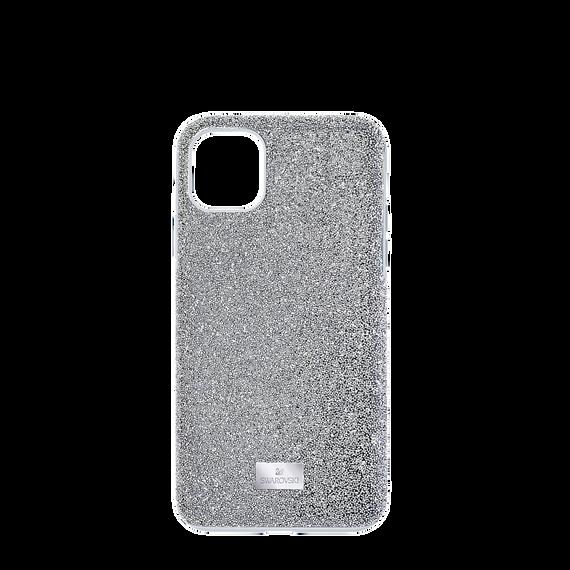 حافظة High للهاتف الذكي، iPhone® 12 mini، لون فضي