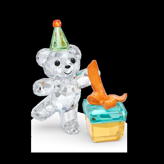 قطعة زينة على شكل الدب Kris - دب يقدم هدية
