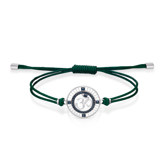 إسوارة Sand، خضراء اللون، مصنوعة من الإستانليس ستيل
