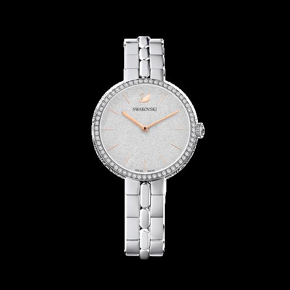 ساعة Cosmopolitan، سوار معدني، لون الفضي، ستانليس ستيل