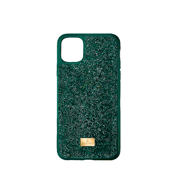 Glam Rock Smartphone Case, iPhone® 12 mini, Green