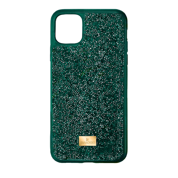 Glam Rock Smartphone Case, iPhone® 12 Pro Max, Green