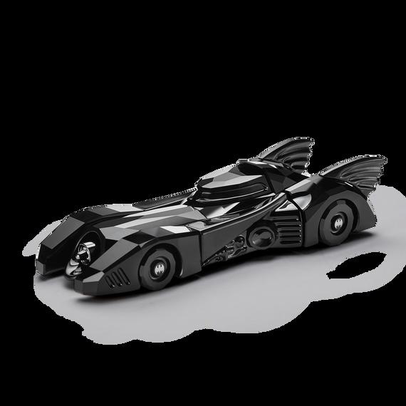 قطعة زينة على شكل سيارة باتمان
