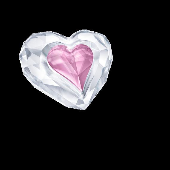 قطعة زينة على شكل قلب