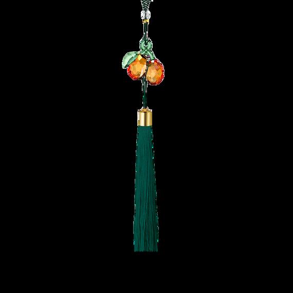 قطعة زينة أسيوية بتصميم برتقال