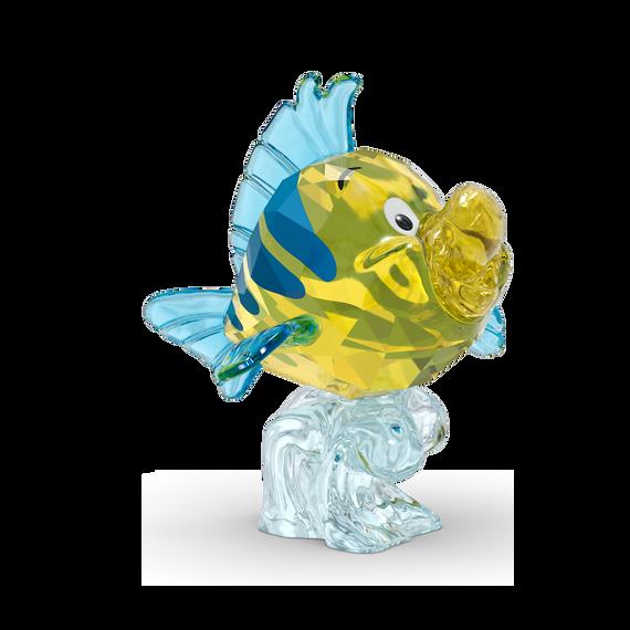 قطعة زينة على شكل السمكة Flounder من The Little Mermaid