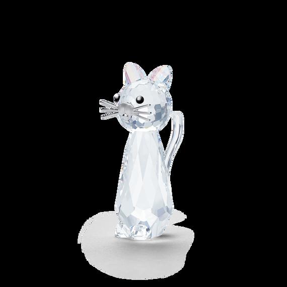 تمثال لنسخة شخصية القطة