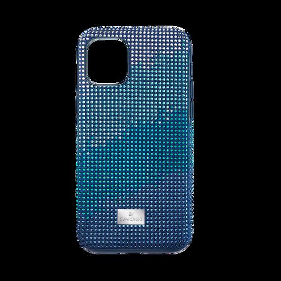 غطاء هاتف ذكي Crystalgram بمصد مدمج،   iPhone® 11 Pro، أزرق اللون