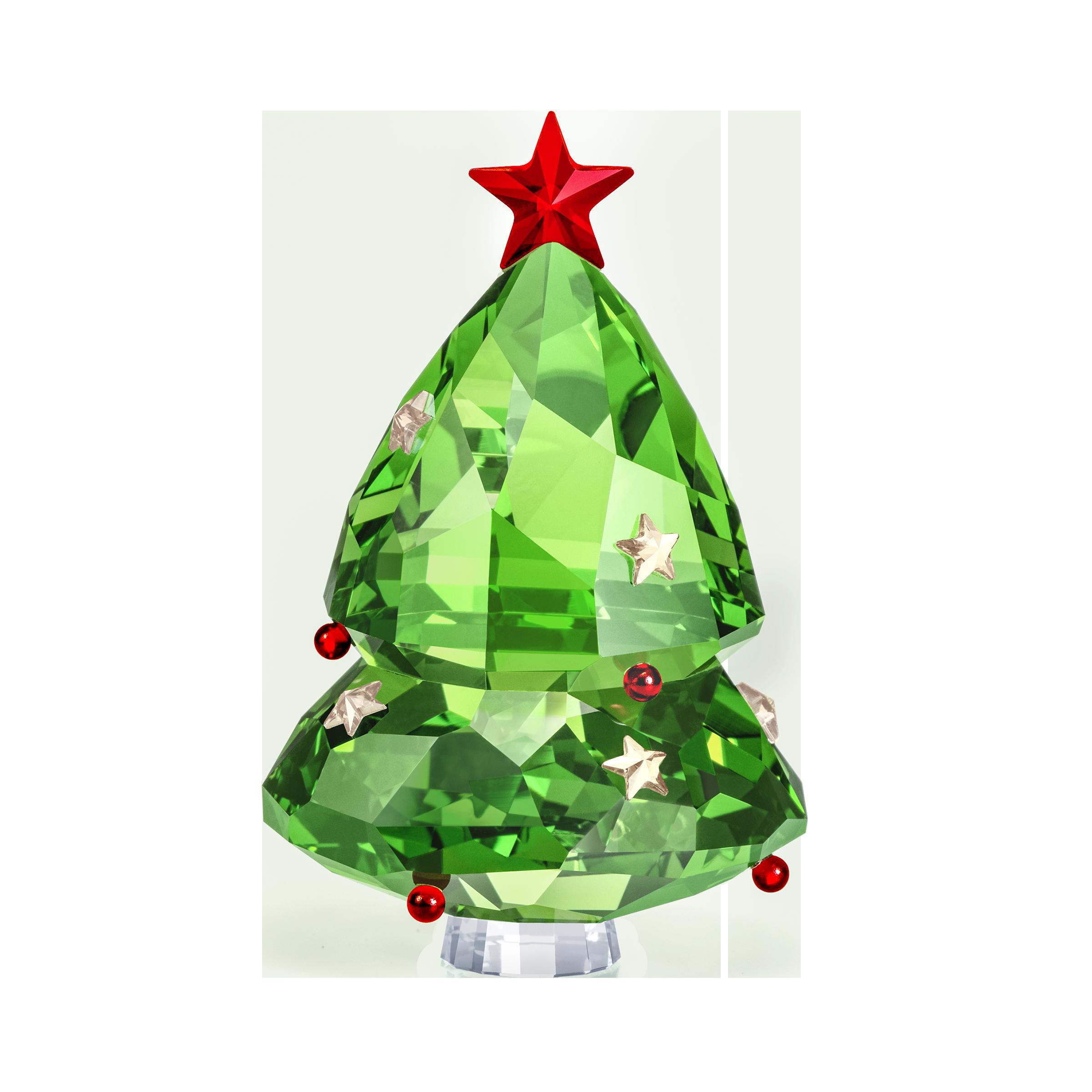 شجرة عيد الميلاد ، أخضر